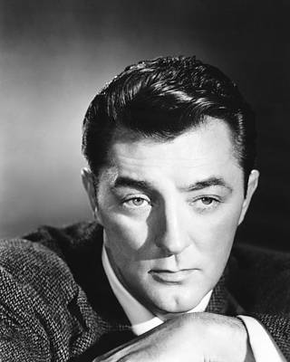 1955 Movies Photograph - Not As A Stranger, Robert Mitchum, 1955 by Everett