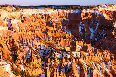 Photograph - Not Bryce Canyon by Adam Jewell