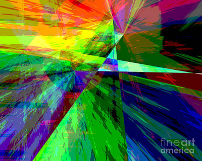 Digital Art - Not Gray - Kristi Kruse by Kristi Kruse
