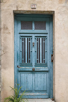 Not Just Another French Door Art Print