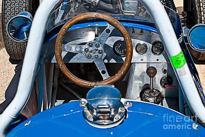 Motorsport Photograph - Nota Bmc Formula Junior by Stuart Row