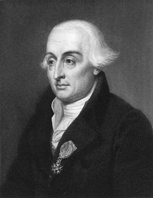 1800 Photograph - Noted Astronomer Lagrange by Underwood Archives