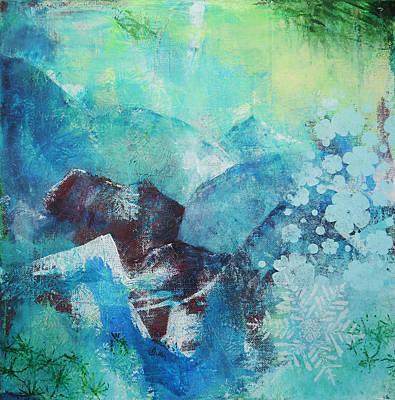Nothern Light Art Print by Bitten Kari
