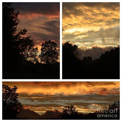 Photograph - Nothing Like A Sunset  by Linda Xydas