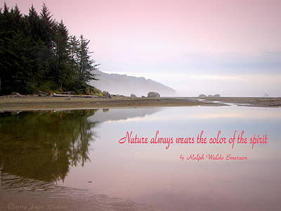 Photograph - Nothing Like An Early Morning On The Oregon Coast  by Joyce Dickens