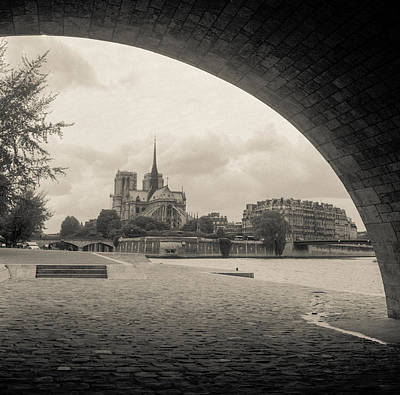 Photograph - Notre Dame 3 by Matthew Pace