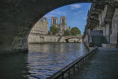 Notre Dame Cathedral Art Print by Gary Hall