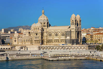 Notre Dame De La Garde, Marseille Art Print