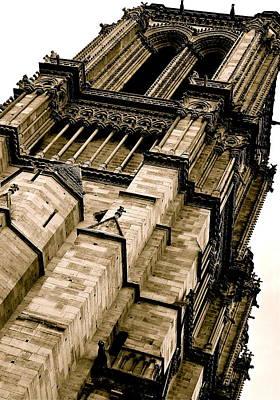 Hunchback Of Notre Dame Photograph - Notre Dame De Paris by Ira Shander