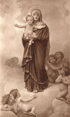 Notre-dame Des Anges  Art Print