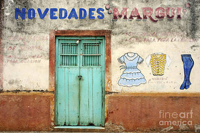 Truck Art - NOVEDADES MARGUI Santa Elena Mexico by John  Mitchell