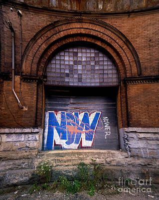 Pennsylvania Photograph - Now Graffiti by Amy Cicconi