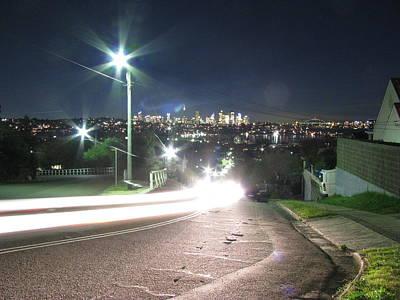 Sydney Skyline Photograph - Now Sydney by Florian Strohmaier