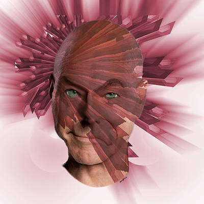 Thoughts Digital Art - Nuclear War Head by Anthony Caruso