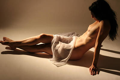 Photograph - Nude 1 by Arie Arik Chen