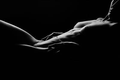 Bodyscape Art Photograph - Nude #2 by Athos K. Florides
