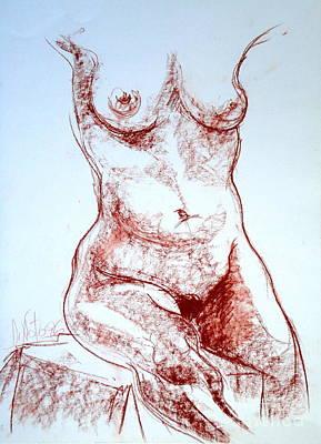 Pastel - Nude by Alessandra Di Noto