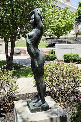 Photograph - Nude Girl by Paul Mashburn