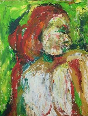 Painting - Thinking Of You by Esther Newman-Cohen