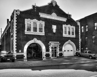 Photograph - Number Two Hose Company by Coby Cooper