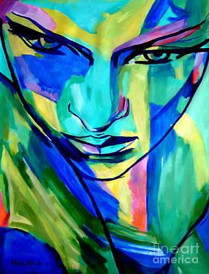 Numinous Emotions Art Print by Helena Wierzbicki