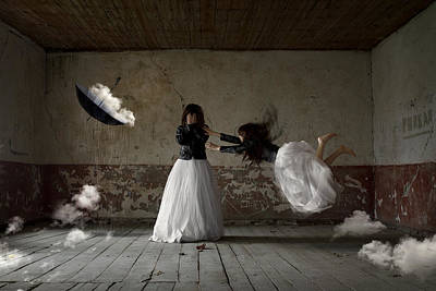 Blow Photograph - Nur by Leyla Emektar La_