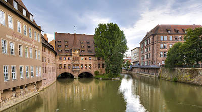 Photograph - Nuremberg Germany by Sean Allen