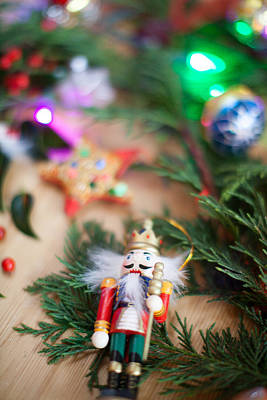 Photograph - Nutcracker by Erin Kohlenberg