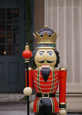 Photograph - Nutcracker Guard by Richard Reeve