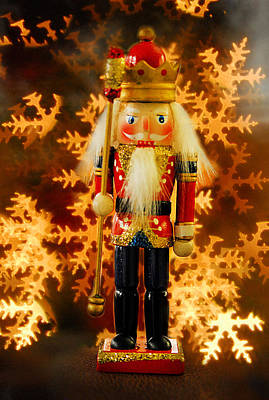 Nutcracker Art Print by Mary Timman