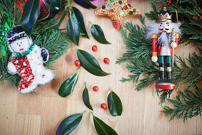 Photograph - Nutcracker Two by Erin Kohlenberg