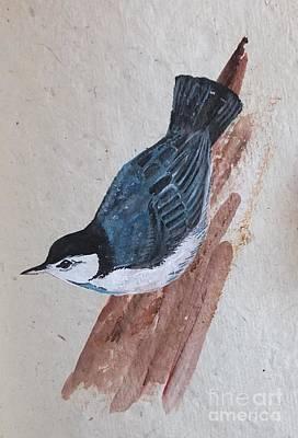Painting - Nuts by Jennifer Lake