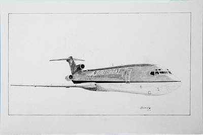 Nwa  Boeing 727 Original