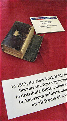 Photograph - Ny Bible Society by Glenn Bautista