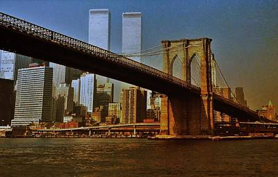 Wtc 11 Photograph - Nyc 1976 by Benjamin Yeager