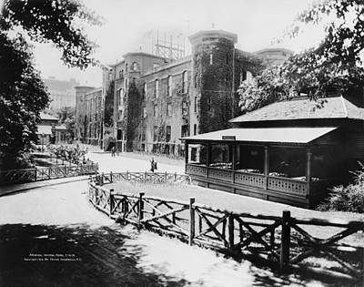 North Thompson Photograph - Nyc Central Park Arsenal by Granger
