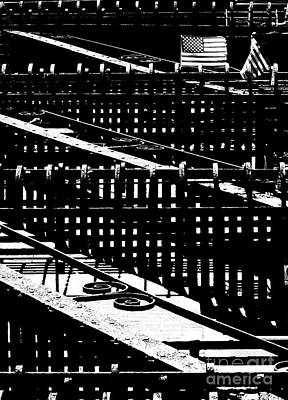 Nyc Fire Escape Art Print