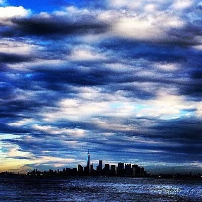 New York City Skyline Wall Art - Photograph - Nyc Skyline by Dan Gilrein