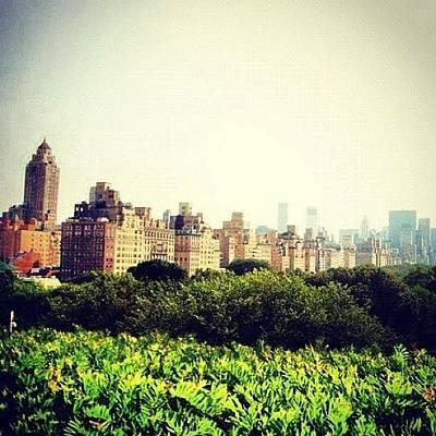 New York City Skyline Wall Art - Photograph - Nyc Skyline by Megan Kenyon
