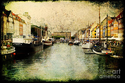 Nyhavn Original by Joan McCool