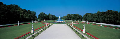 Castle Photograph - Nymphenburg Castle Munich Germany by Panoramic Images