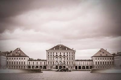 Nymphenburg Palace Art Print