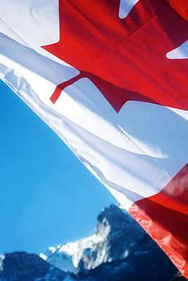 Photograph - O Canada by Lisa Knechtel