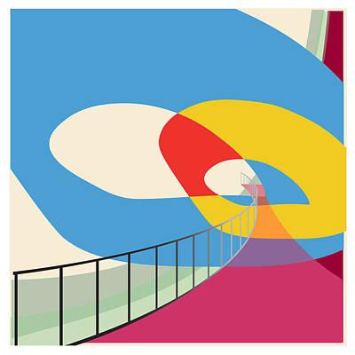 Digital Art - O Eero by Stan  Magnan