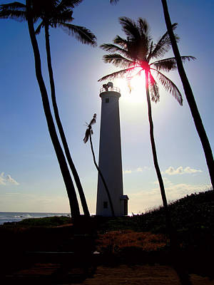 Photograph - Oahu Lighthouse by Kara  Stewart