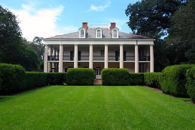 Oak Alley Mansion Original by Ryan Burton