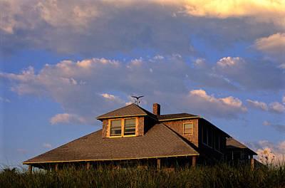 Photograph - Oak Bluffs Beach Cottage 4 by Jeremy Herman