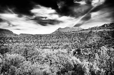 Photograph - Oak Creek Depth by John Rizzuto