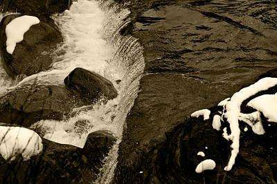 Photograph - Oak Creek by Tom Kelly