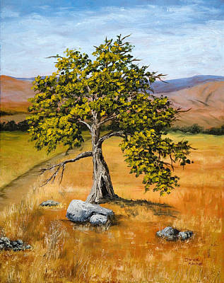 Painting - Oak Tree by Darice Machel McGuire